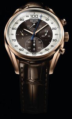 bdb901d31e2 Tag Heuer Carrera Mikrograph Mejores Relojes