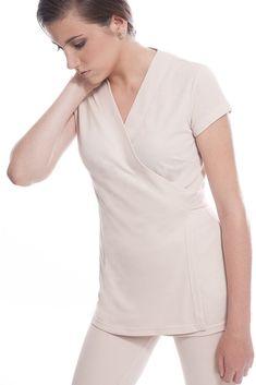 Frank Female Nurse Clothing Doll Collar Summer Dress Thin Section Slim Slimming Pharmacy Laboratory Clothes Overalls Shirt Nurse Uniform