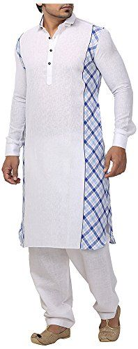 Funky Apparel`S Men's Linen Pathani Suit(1012,White,2Xl) FUNKY APPAREL`S http://www.amazon.in/dp/B0126X5XZU/ref=cm_sw_r_pi_dp_uPU-vb0KWNQTM