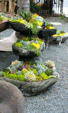 Creative Ideas For Flower Pots In Your Garden!