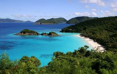 The Caribbean, undeniably some of the best beaches and water.