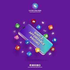Social media marketing is a challenging nut to crack because trends, consumers, tools and selling techniques change all the time 🎯 That's part of the reason why businesses hesitate to implement digital marketing strategies - they think that the prices will be fluctuating and expensive 📈💸 We're here to tell you that's incorrect. At Flat Rate Social Media, we offer social media marketing services at flat rate prices so that you can budget and save money while still growing your business…