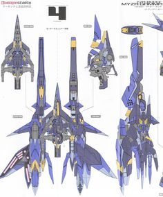 YZR-8000 Gamma `Myzr Gamma` (Plastic model) Color2 Robot Concept Art, Weapon Concept Art, Sao Anime, Futuristic Robot, Mecha Suit, Zeta Gundam, Accel World, Spaceship Design, Gundam Art
