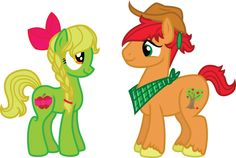 For my next headcanon video. Their names are Sweet Apple and Washington Apple. Mlp, Fluttershy, My Little Pony List, My Lil Pony, Friendship Games, My Little Pony Friendship, Best Cartoon Shows, Cool Cartoons, Over The Rainbow