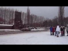 Video of #Auschwitz Birkenau Camp