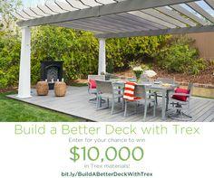 Building a veranda diy sweepstakes
