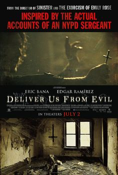 Deliver Us from Evil 2014 - Eric Bana