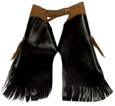 M&F Products Black and Tan Chaps | Cavender's