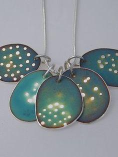 Caroline Finlay Jewellery | Neckpieces - Sea-life series 4
