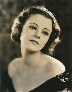 Golden Girls, Golden Age, Heather Angel, Ziegfeld Follies, British American, Portrait Photo, American Actress, Actors & Actresses, Hollywood