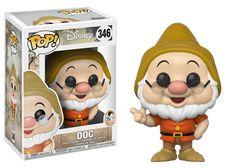 POP! Disney #346: Snow White: DOC Disney Pop, Walt Disney, Snow White Disney, Pop Vinyl Figures, Funko Pop Figures, Paw Patrol, Funko Pop Dolls, Funko Toys, Pop Figurine