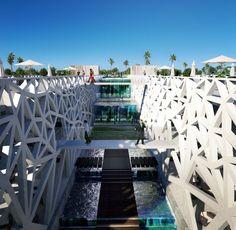Project: Diamond Bay - Apartment Location:Nha Trang , Viet Nam Date : 2014 Architectural Concept: Huni architectes Website: http://huniarchitectes.com/ 3D Visualization: Mara studio Website http://mararchitecture.com/