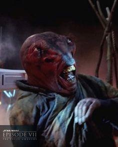 Ilco Munica / Dee Bradley Cooper / Star Wars SW Cromos / El despertar de la Fuerza / The Force Awakens / 3ª Trilogía