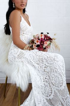 Every bride wants to look special on her big day and glam extras are key to crafting a unique wedding look. Shop our picks for stylish bridal accessories. Wedding Looks, Perfect Wedding, Wedding Day, What Is Trending Now, Grace Loves Lace, Bridal Outfits, Bridal Accessories, Unique Weddings, Big Day
