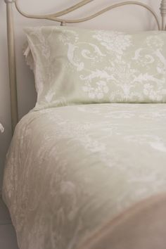 A handmade cottage: A pretty pastel bedside makeover