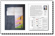 Classroom Freebies: Vocabulary Study Made Easy! Vocabulary Foldable, Vocabulary Strategies, Vocabulary Instruction, Vocabulary Ideas, Teaching Vocabulary, Vocabulary Building, Learning A Second Language, Teaching Language Arts, Classroom Language
