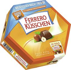 Ferrero Kisses * Details can be found by clicking on the image.