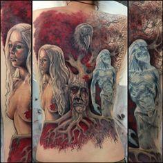 22 Mejores Imagenes De Tatuajes De Got Game Of Thrones Tattoo