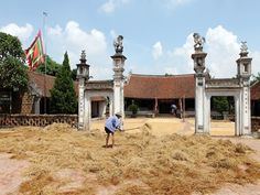 Half-day Tour to Duong Lam Ancient Village