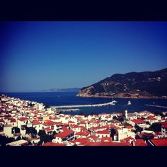 Χώρα Σκοπέλου (Town of Skopelos) in Σκόπελος, Μαγνησία