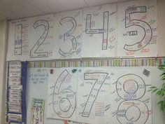 Lots of great Math Ideas here!   Most of all loving these Number Talks with my students!