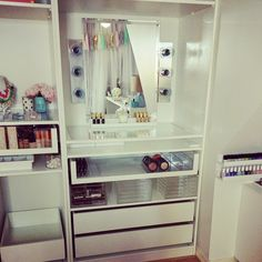 Don't ile. You know Lisa Pullano's storage is genius  and covet-worthy!
