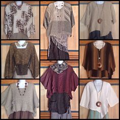 Scroll Down For Some Awesome Lagenlook Pieces These are just a few of our European style items currently available in our closet. Scroll down and create a mix-and-match bundle for a 10% discount. Other