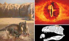 """""""Científicos descubren nuevo dinosaurio y lo llaman """"Ojo de Sauron"""" (LA REPUBLICA). 7 NOV 2012."""