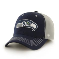 30c05619e48d5 SEATTLE SEAHAWKS GREY CARSON  47 CLOSER STRETCH