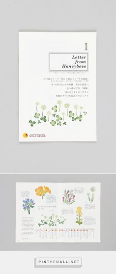 Letter from Honeybees | homesickdesign... - a grouped images picture - Pin Them All
