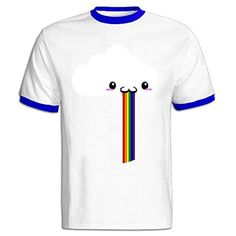 Puking Rainbow T-shirt Boys' - Brought to you by Avarsha.com