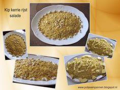 Dit recept is ook van mijn moeder en ze maakt het vaak bij een barbecue. Het lekkerste met basmati rijst. Deze koop ik bij de Aldi (bio).   ...