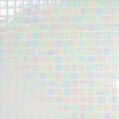 My birthstone is opal, and I'm in love with these opal tiles!  Try decorating a part of your house or room the color of your birthstone.