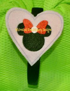 Minnie in Heart Slider