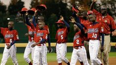Uganda makes Little League history. The first team from Africa to compete in the Little League World Series will go home with a win.