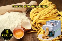 Learn how to make pasta dough by hand, with a food processor or with an electric mixer dough hook. Instructions include rolling out pasta dough by hand or with a pasta machine. Italian Dishes, Italian Recipes, Pili Nut, Make Your Own Pasta, Pasta Machine, Pasta Maker, Fresh Pasta, Homemade Pasta, Cooking Classes