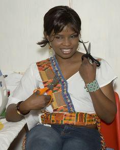 Princess Estella Ogbanna. Fashion Designer. Black King And Queen, King Queen, Aboriginal History, Im A Princess, Black Royalty, Tribal Warrior, We The Kings, Warrior King, African Royalty