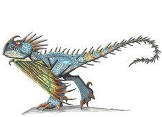 Deadly Nadder by ~hellraptor on deviantART