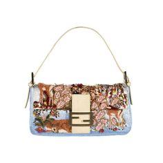 Fendi Clutch & Handbags Collection & more luxury details