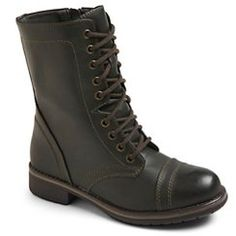 Women's Mossimo Supply Co Gwen Combat Boots