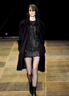 Yves Saint Laurent F/W 2013