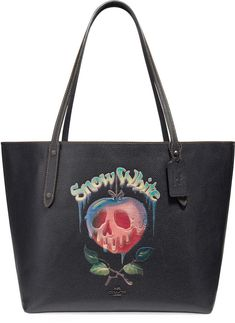 Coach 1941 DISNEY X COACH Snow White Poisoned Apple Market Tote Bag
