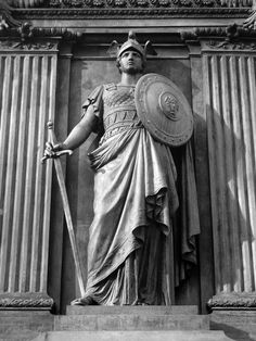 Athena- Greek Goddess of Intelligence and Skill, Warfare, Battle Strategy, Handicrafts, and Wisdom