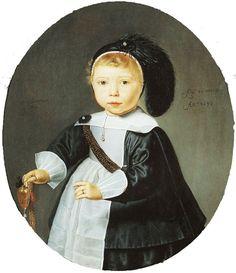 Dirck Dircksz. van Santvoort, Portrait of Willem van Loon, 1636 - Museum Van Loon Amsterdam