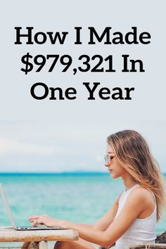 How I Made $979,321 In One Year Blogging. Here's how Michelle made $979,321 working from home, as well as her December blog income report. It was a great year! - made a great income and learned a lot too. Make Money Online, How To Make Money, Annual Review, New Business Ideas, Work From Home Moms, Online Jobs, Extra Money, Abundance, Making Ideas