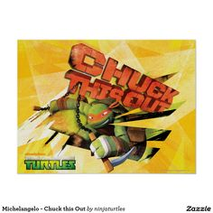 Michelangelo - Chuck this Out
