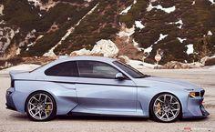 2016 BMW '2002 Hommage' Concept