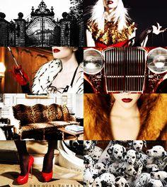 Ladies of Disney→ Cruella de Vil