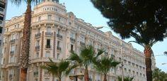 ROBO DE 40 MILLONES DE EUROS EN JOYAS EN EL HOTEL CARTON EN CANNES