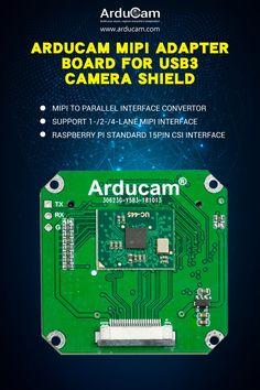 Arducam Shield